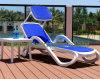 Beach Lounge Chaise, sedia a sdraio, Sdraio