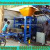 Qt4-24 Tanzania blockierenziegelstein-Maschinen-Preis