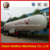 de 55-60m3 LPG do tanque reboque Semi