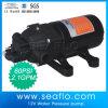 Pompe à eau de nettoyage à pompe à piston Triplex à haute pression silencieuse
