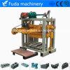 Qt40-2小さいペーバーの煉瓦機械/固体煉瓦機械