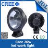 Einzelne Träger-Leistungs-Frontseite CREE LED antreibende Leuchte