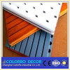 Sound elevado Absorption Wooden Wall e Ceiling Panels