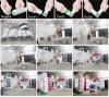 Cabine Versatile&Re-Útil portátil da feira profissional para a exposição de Hong Kong