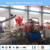 Qt8-15 het Maken van de Baksteen van het Blok van het Cement Machine met Ce- Certificaat