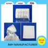 Softextileの卸し売り安く100%年の綿のさわやかなレジ係タオル(AT016)