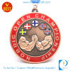 卸し売りカスタムエナメル3Dの金属の競争賞の記念品メダル