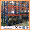 Estante selectivo de la paleta del metal de acero industrial del almacenaje del almacén