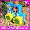 O brinquedo de madeira brandnew do carro 2015, carro de madeira encantador do brinquedo, caçoou o brinquedo de madeira do carro, madeira do brinquedo do carro para o bebê W04A201
