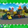 Equipamento ao ar livre ao ar livre do campo de jogos de Playsets da criança