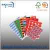최신 판매는 접착제 (QYM2807)로 결합했다 국가 깃발 레이블 스티커를