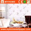 Vieux papier peint classique pour le matériau de construction