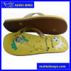 New Design Brazil Football Print Casual Style Sandal (14D189)