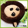Cão de animal de estimação macio Cushion&Bed do projeto bonito do leão