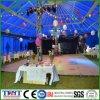 Verrière claire extérieure de tente de tente de mariage de partie de toit