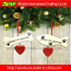 Christmas d'attaccatura Tree Decoration con Wordpad