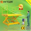 levage hydraulique stationnaire de plate-forme de travail aérien de levage des ciseaux 2ton (SJG20)