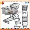 슈퍼마켓 호주 디자인 아연 쇼핑 카트 트롤리 (Zht47)