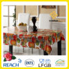 PVC Transparent Printed Table Cloth dans Roll Wholesale