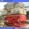 Levage hydraulique stationnaire de ciseaux de la livraison rapide