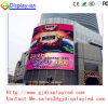 P10 Outdoor para Advertizing Full Color Curved LED Bilboard