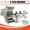 Cheio-Auto máquina de embalagem da película de Shrink do PE dos PP (UT-LSW20)