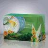 Коробка пластичного подарка любимчика офсетной печати упаковывая