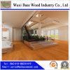 CE y el certificado ISO9001 bambú sólido piso
