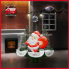 Loverly de Kerstman Snowing Christmas Decoration met LED Lights