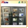 Insegna acrilica che fa pubblicità al contenitore chiaro di manifesto LED del tabellone per le affissioni (CDH03-A4L)