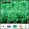 Hierba artificial falsa verde barata para el lugar del ocio