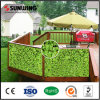 Sunwing Cheap Plastic Privacy Fence Panels für Sale