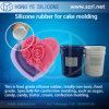 SGS RoHS und FDA Silicone Rubber Supplier/Cake Molding Silicone Rubber