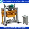 機械を作る手動のコンクリートブロック