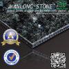 Dunne Zwarte graniet-Dunne Countertops van het Graniet voor het UK