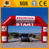 Banner (BMAC42)の赤いホンダInflatable Sport Start Line Arch
