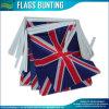 ポリエステルストリングイギリスのイギリスの英国国旗の旗布(J-NF11F02011)