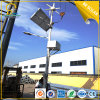 두 배 Arm 40W*2 LED Light Source Solar Street Light