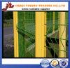 Cerca soldada hecha en fábrica profesional Calidad-Confiada del acoplamiento de alambre, los paneles usados de la cerca