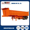 Obt Brand 2 Axle 30ton Rear Dumper Semi Trailer