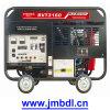 Gerador de Elemax com as rodas para o complexo (BVT3160)