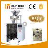 Enchimento do arroz do alimento auto e maquinaria giratórios da embalagem de selagem