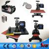 6 em 1 máquina de impressão combinado da imprensa do calor para produtos do Sublimation