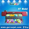 Impresora solvente de Garros Eco con la impresora de Digitaces principal del formato grande de 2PCS Dx7