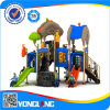 Children Outside Small Plastic Playground Equipment (Yl-E037