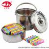 ステンレス鋼の容器の二重層のお弁当箱のフーセンガム