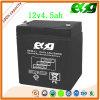 Batería de almacenaje de plomo recargable 12V4.5ah para la UPS