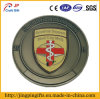 Divisa al por mayor del emblema del metal de la organización con el Pin
