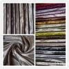 Tissu balayé décoratif de sofa de polyester de ventes en gros