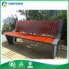 El ambiente largo público más barato que recicla el banco de madera plástico (FY-363X)